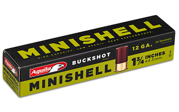 Aguila Minishell 12Ga 00 Buck 20/Box
