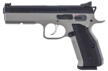 CZ Shadow 2 Urban Grey Polycoat 9mm Semi Auto Pistol with Three 17 round magazines - 91255