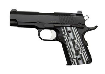 DAN Wesson ECO 45Acp Black NS- 01969