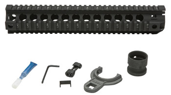"BCM Gunfighter Quad Rail 556 12"" Black"