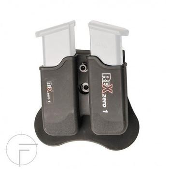 REX Zero 1 MAG Pouch Double REX-202352