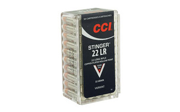 "CCI ""Stinger"" 22Lr HP 50/Box 076683000507"