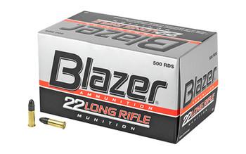 CCI Blazer 22Lr HS 500/Box 076683500212