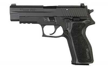P226®..Black Nitron Finish Contrast Sights 1-Piece