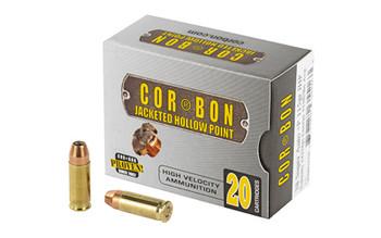 Corbon 38Super+P 115 Grain Weight JHP 20/Box