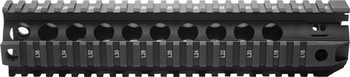 "BCM Gunfighter Quad Rail 556 10"" Black"