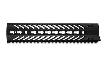 "Seekins Mcsr V2 Keymod Rail 10"" Black"