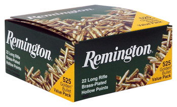 REM Bulk Pack 22Lr 36 Grain Weight HP 525Pk 1622C