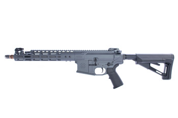 "NOVESKE GEN 3 N6 LEONIDAS 12.5"" MLOK SWITCH BLOCK SNIPER GREY"
