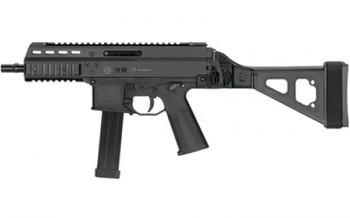 "B&T Apc45 SB Pstl 45Acp 7"" 25Rd Black"