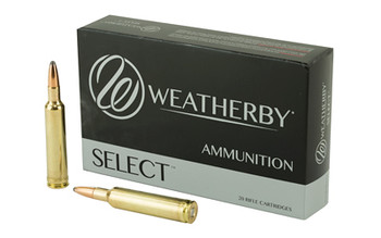 Wby Ammo 257wby 100 Grain Weight Spire 20/Box