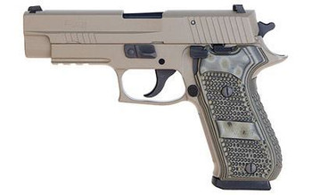 P220® Scorpion Elite  FDE Beavertail SRT  Slite HO