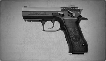 IWI Fs-45 Steel Pistol .45Acp With 2 Magazines