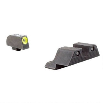 Glock 42 HD Yellow Night Sights GL113-C-600784