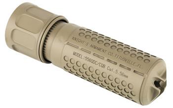 Knights Armament 556Qdc/Cqb Spprssr FDE 30192-FDE