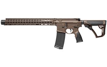 """Daniel Defense M4 ISR 300Black 16"""" 32Rd BRN"""