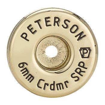 Peterson Brass 6mm Creedmoor srp 50bx