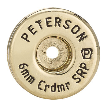 Peterson Brass 6mm Creedmoor srp 50bx