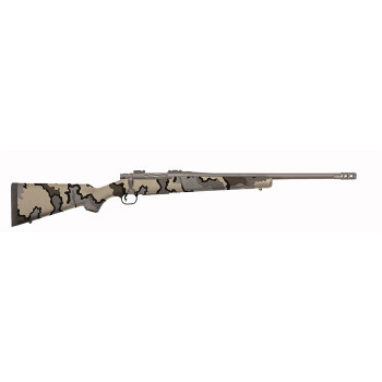 Patriot 450 Bushmaster 4RD 20'' BBL Kuiu/Stainless
