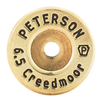 Peterson Brass 6.5 Creedmoor Fat-Neck 500Bx
