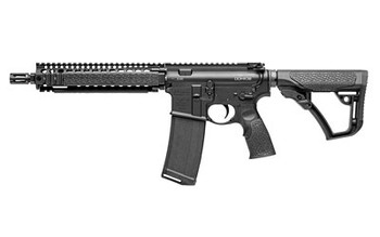 "Daniel Defense M4 Carb Mk18 556Nato 10.3"" Black"