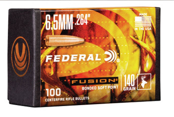 Federal Fb264f2 Fusion Component  6.5Mm .264 140 G