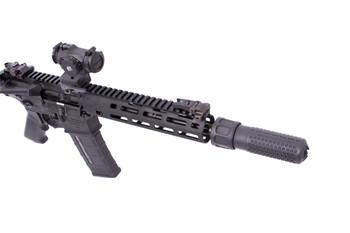 Knights Armament 762Qdc/Cqb Spprssr Black