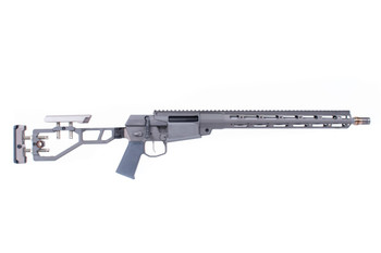 "Q THE FIX 6.5 Creedmoor 16"" Gray 10Rd"