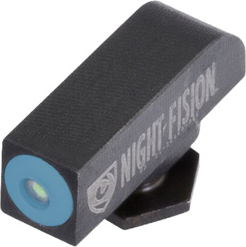 NIGHT FISION FISION TRITIUM BLUE DOT GLOCK FRONT SIGHT ONLY