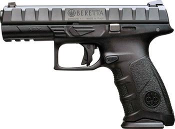 BERETTA BERETTA APX 9MM LUGER 15-SHOT BLACK POLYMER