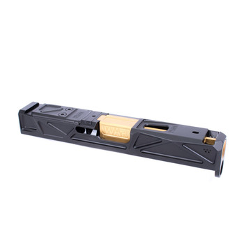 WAR G19 Afterburner Wide Body Slide TIN Barrel-Gen 4