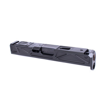 WAR G19 Afterburner Wide Body Slide Black Barrel-Gen 4
