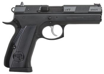 """Cz 97b 45acp 4.5"""" Black 10rd Wd Fs"""