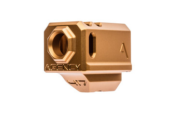 Agency Arms 417 Compensator
