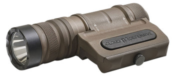 Cloud Defensive OWLFDE OWL  1250 Lumens CR18650 (1) Battery Flat Dark Earth 6061 T6 Aluminum