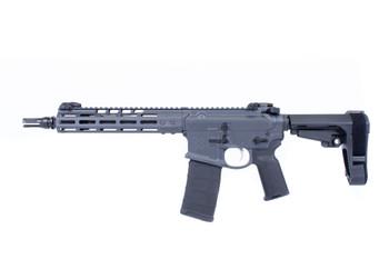 """Noveske GEN 4 Pstl 5.56 10.5"""" Mlok Sniper Grey"""