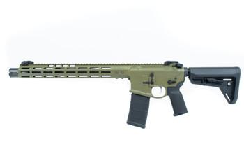 Noveske GEN 4 5.56 13.7 Infidel Bazooka Green