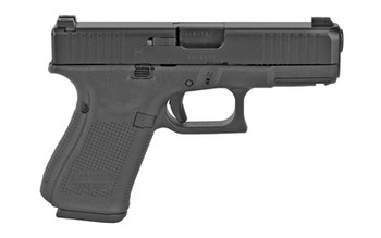 GLOCK 19 GEN5 9MM 4.02 NS 15RD FRONT SERRATIONS