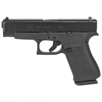 Glock 48 9MM 10Rd BLK PA4850201