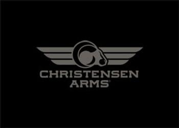 "Christensen Arms BA TAC 223Rem Blk/Gry 16"" TB"