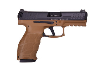 HECKLER & KOCH VP9 9MM FDE LWG CUSTOM 15+1  #