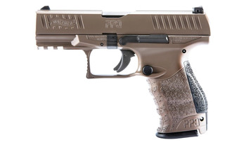WALTHER ARMS PPQ M2 9MM 4 COYOTE TAN 15RD
