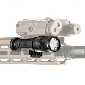 REPTILLA CORP TORCH 3V/CR123 BLACK M-LOK LIGHT BODY RIGHT SIDE 100-043