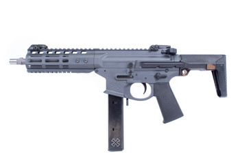 Noveske Space Invader Pistol Grey 9MM 8.5 SBR 02000853 840906101506
