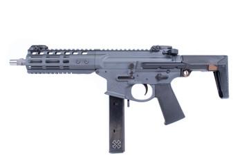 Noveske Space Invader Pistol Grey 9MM 8.5 SBR 02000853 840906101506