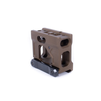 Unity Tactical Fast Micro Series Tall Optic Mount FDE