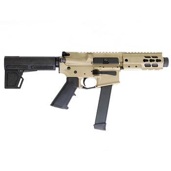 "Brigade Manufacturing MFG Bm-9 Pistol 9MM 5.5"" BBL"
