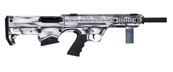 Black Aces Pro Series Bullpup Shotgun - White