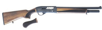 Black Aces Tactical Pro Series S Max Shotgun - Walnut