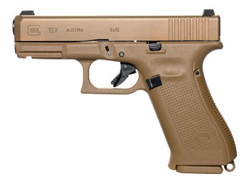 Glock 19X 9MM 19Rd GNS 3 Mags PX1950703
